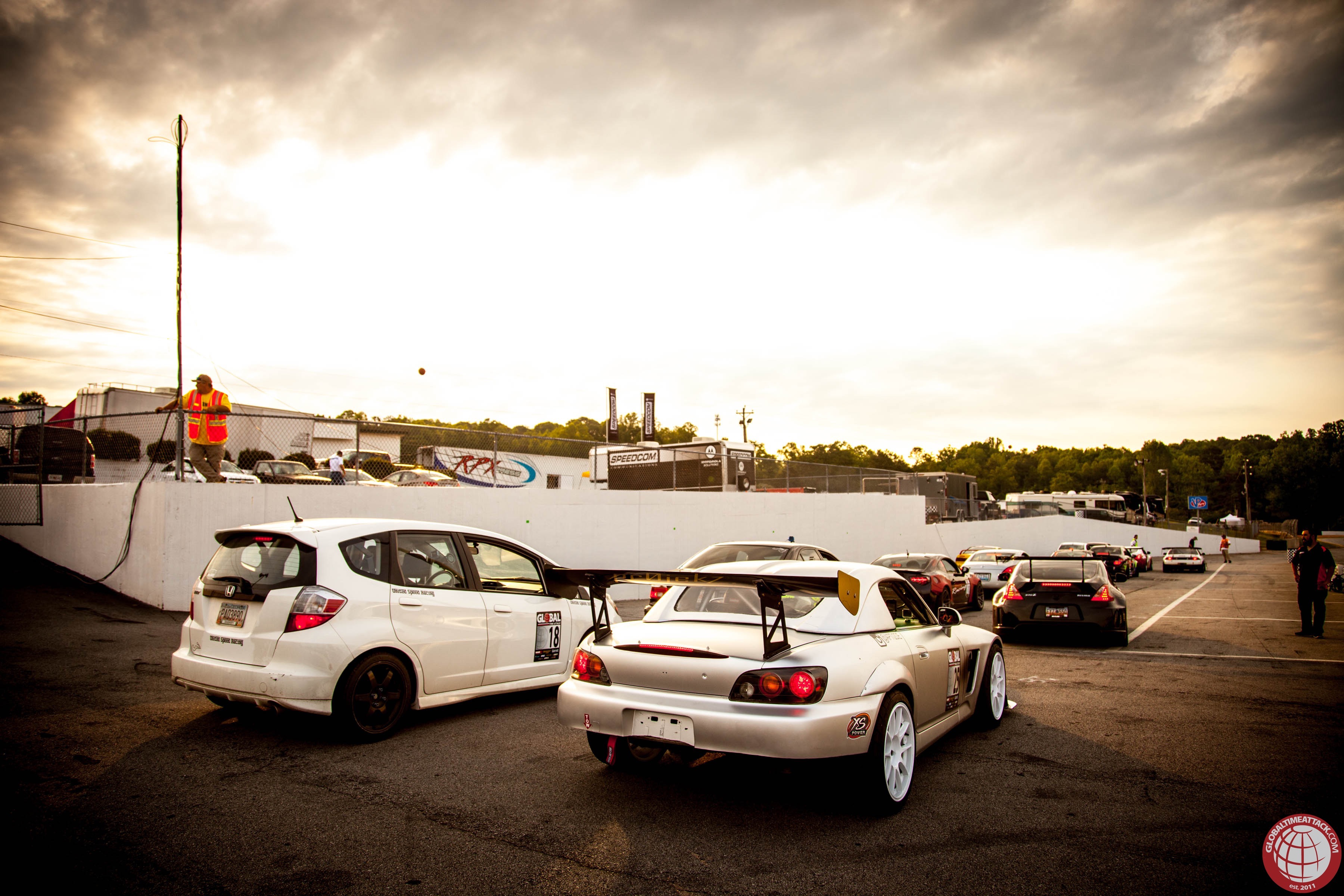 Global Time Attack Road Atlanta 2015 SNAPS Studio