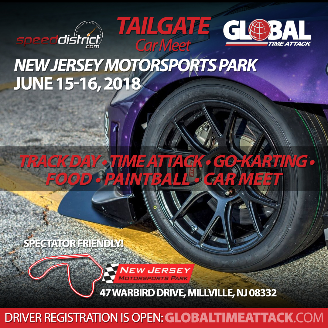 GTA New Jersey Motorsports Park - Millville car show 2018